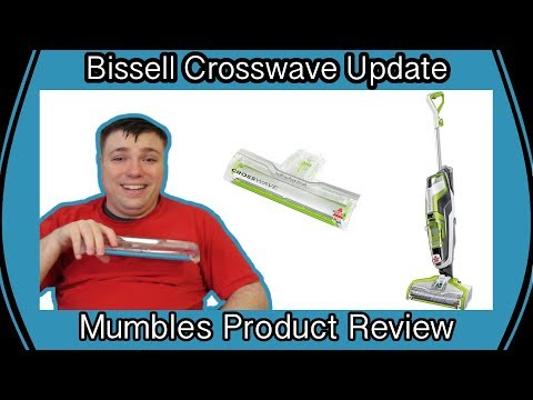 Can Customer Service Fix Your Problems? - Bissell Crosswave Updated - Mumbles Product Review