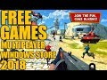 TOP 5 FREE MULTIPLAYER GAMES FOR PC 2018 - WINDOWS STORE EDITION FREE TO PLAY GAMES
