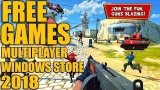 Top 5 Free Multiplayer Games For Pc 2018   Windows Store Edition Free To Play Games