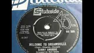 SAMMY AMBROSE~WELCOME TO DREAMSVILLE