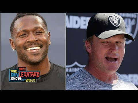 Antonio Brown's video producer: Jon Gruden gave permission to use phone call | Dan Le Batard Show