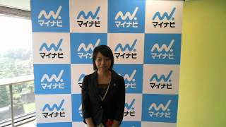 島井咲緒里女流二段インタビュー(午前)