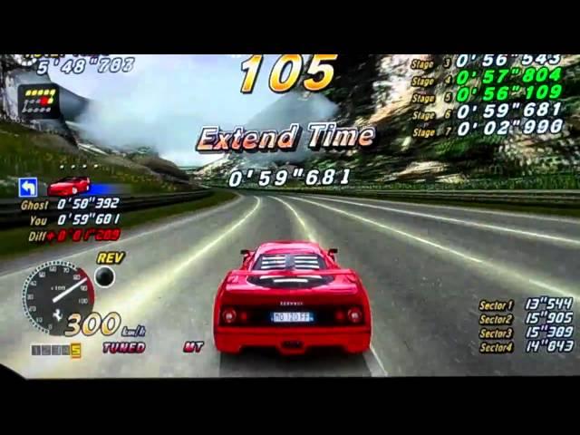 Outrun 2 14.30 Cont TT nailed