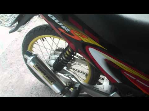 honda wave 125 sound