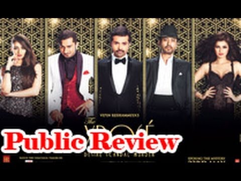 The Xpose Public Review | Hindi Movie | Himesh Reshammiya, Sonali Raut, Zoya Afroz, Honey Singh