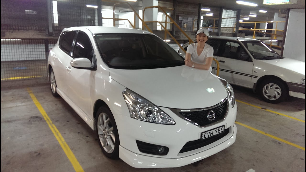Why you should buy Nissan Pulsar SSS  Tiida Turbo for your wife