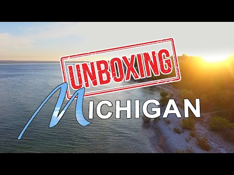 Unboxing MICHIGAN. What's GOOD and BAD About Living in MICHI
