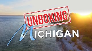 Unboxing MICHIGAN. What's GOOD and BAD About Living in MICHIGAN?