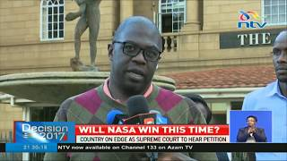 Country on edge as Supreme Court is to hear Nasa's petition