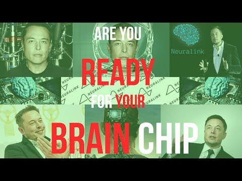 Artificial Intelligence Brain Chips? | Merging with the Machines with Neuralink | Elon Musk