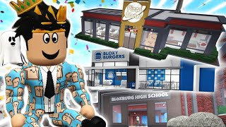 IF bloxburg had a NEW TOWN UPDATE would this be it... they got bread