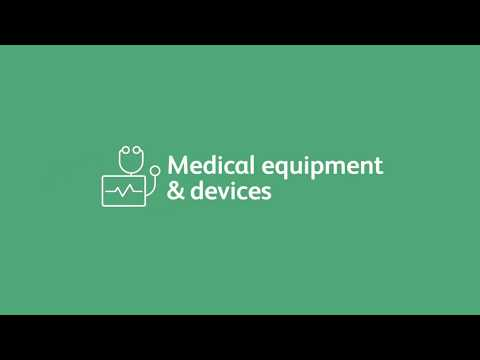 Medical Equipment & Devices At Arab Health 2020