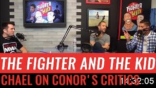Chael Sonnen BLASTS fighters saying Conor McGregor should have his title stripped