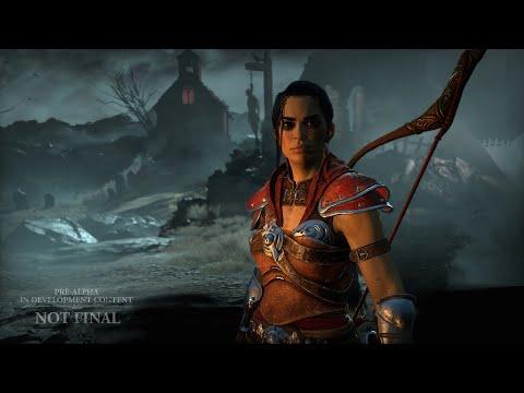 New Diablo 4 rogue gameplay