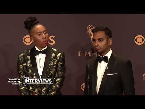 "Emmy winner Aziz Ansari ""Master of None's"" ""New York, I Love You"" episode — 2017 Primetime Emmys"