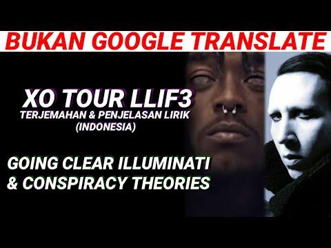 XO TOUR LIFE TERJEMAHAN & PENJELASAN LIRIK (INDONESIA) LIL UZI VERT