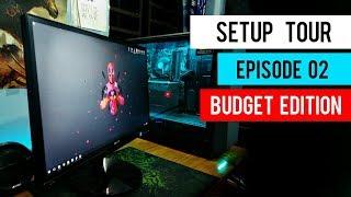 Desk Setup tour | episode 02 | Budget edition(60k) | Bangla