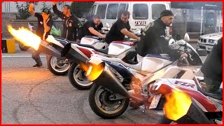 BRUTAL loud exhaust SOUND! (WORLD'S LOUDEST Motorcycle sound)