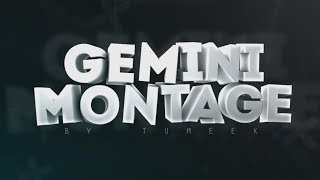 Rocket League Montage | GEMINI by Tumeek (BEST GOALS, AIR DRIBBLES, FREESTYLES, CEILING SHOTS)