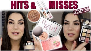 6 HITS, 6 MISSES | Beauty Roundup - October 2018