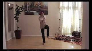 Learn Bhangra Dance Step by Step Lesson 2 (JustBhangra.com)