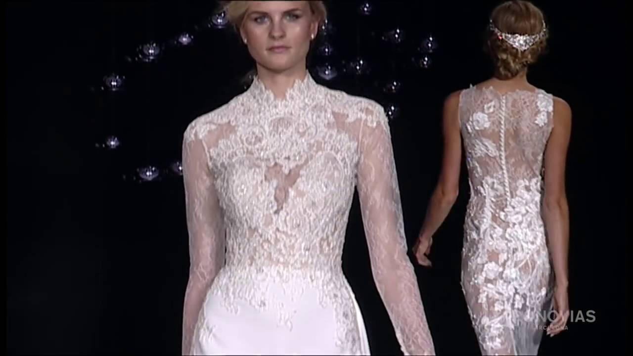 ea7481ad4a5c Pronovias Fashion Show 2017 - YouTube