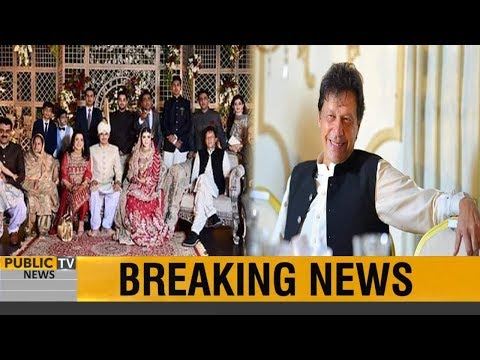 PM Imran Khan attends Wedding of Military Secretary Brig Waseem's Daughter