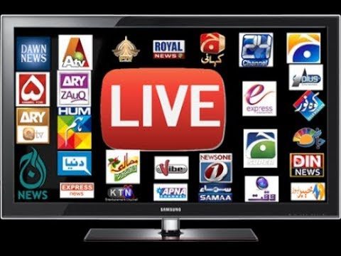 All world Live TV Channels On Android