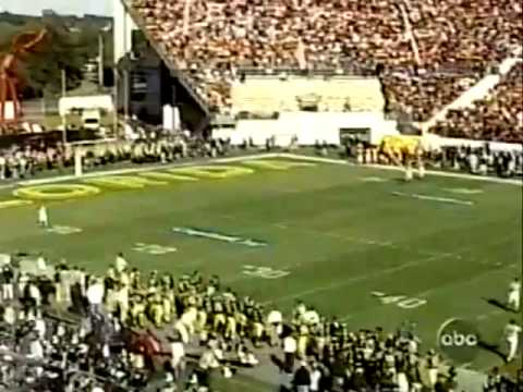 2001 Citrus Bowl #16 Michigan vs. #20 Auburn