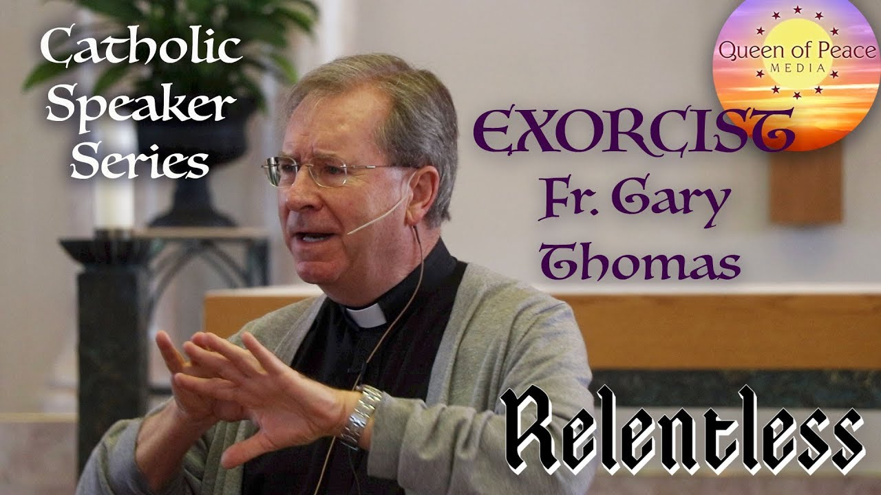 """Download Fr. Gary Thomas, Exorcist and subject of the movie, """"The Rite,"""" explains the nature of evil."""