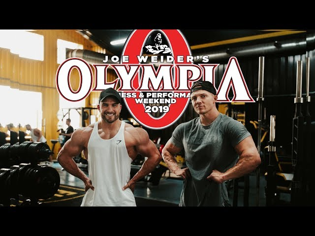 TRAINING FOR MR. OLYMPIA 2019 WITH RYAN TERRY - SHOULDER WORKOUT || TRAINER EDITION