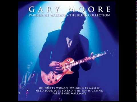 "Gary Moore - Parisienne Walkways ""Live"" with lyrics"