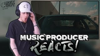 Music Producer Reacts to NF - Time