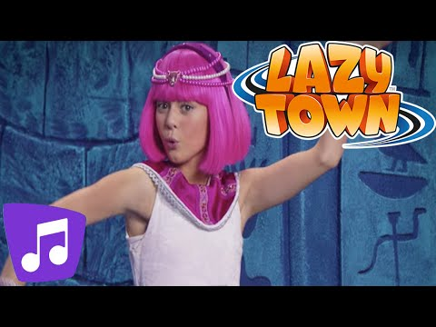 LazyTown | Go Explore! Music Video