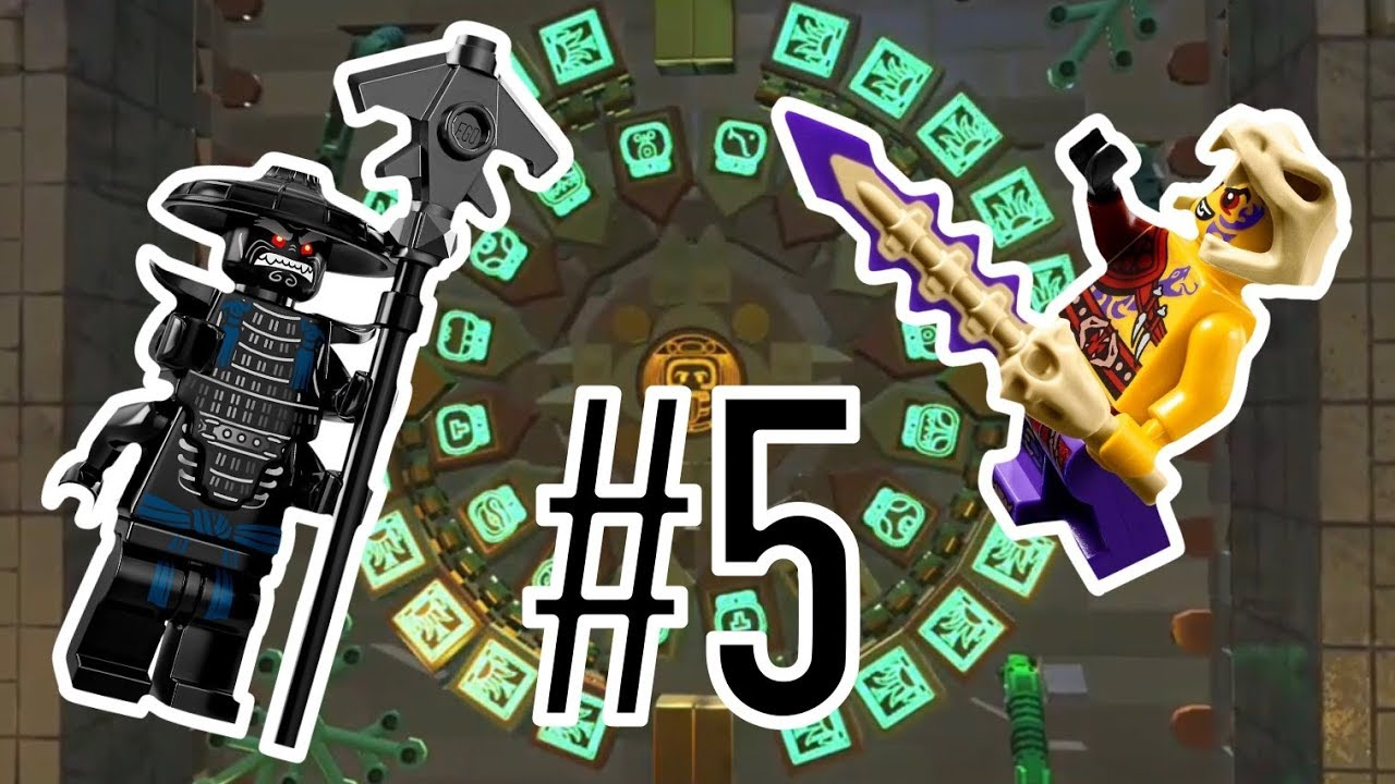 Repaire des serpents lego ninjago le film le jeu vid o niveau 4 la jungle - Jeu de ninjago contre les serpents gratuit ...
