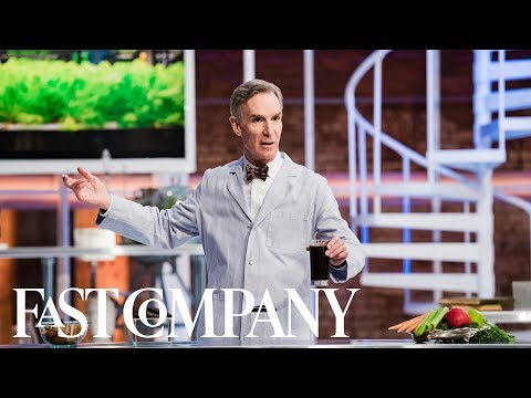 Science Guy Bill Nye Talks Bowties, Movies, And Astronauts | Fast Company