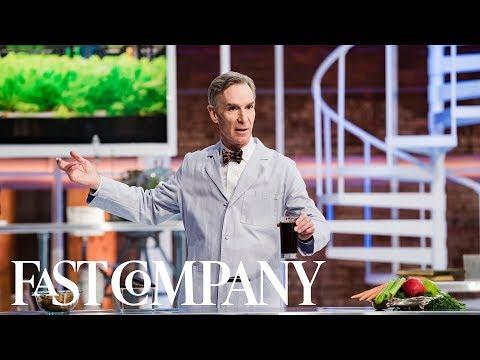 Science Guy Bill Nye Talks Bowties, Movies, And Astronauts | Fast Company