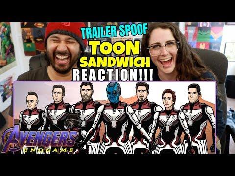 avengers-endgame-trailer-spoof---toon-sandwich---reaction!!!