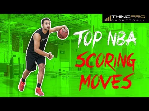 Top 9 BEST NBA Scoring Moves to DOMINATE Your Competition! 🔥 Steph Curry James Harden Kyrie Irving