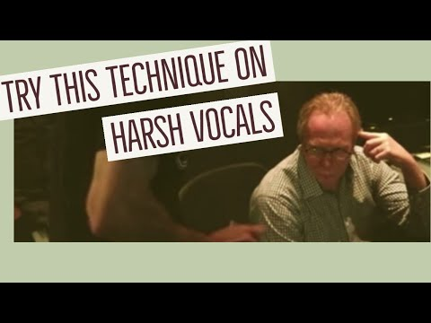 How to Remove Vocal Harshness   AlexProMix.com