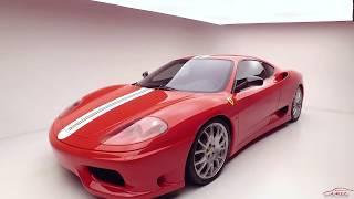Ferrari 360 Challenge Stradale @ Auto Mystique Car Care (AMCC) [HD]