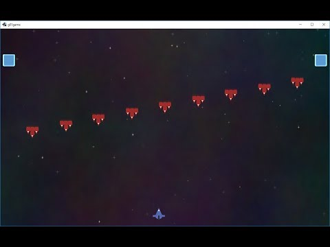 LibGDX Spaceship Scrolling Game 21 - Improving Collision Detection