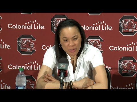 POSTGAME: Dawn Staley on Mississippi State — 3/3/19