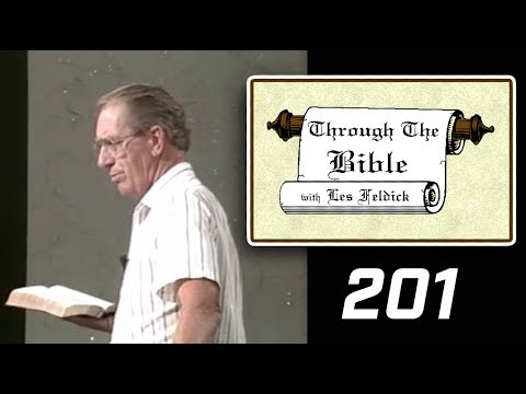 [ 201 ] Les Feldick [ Book 17 - Lesson 3 - Part 1 ] Acts Chapters 3, 4, 5