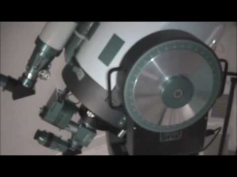 Kids discover how the Schmidt Observatory works