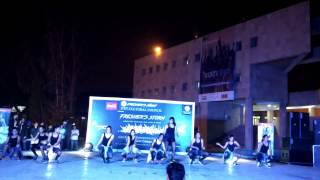 dance society dtu 2k16   fresher night   fum   souldiggers   saltare