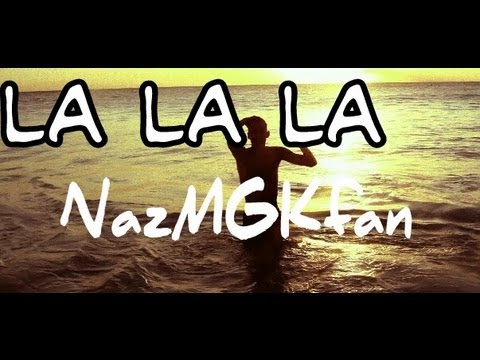 MGK - La La La (The Floating Song) [Lyrics]