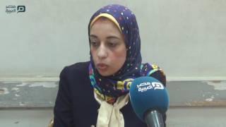 مصر العربية   باحثة فى الشأن الاسرائيلى :الربيع العربى جاء بنتائج عكسية على فلسطين