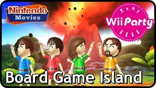 Wii Party: Board Game Island (4 players)