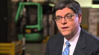 Treasury Secretary Lew on Long-Term Unemployment